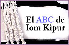 El ABC de Iom Kipur